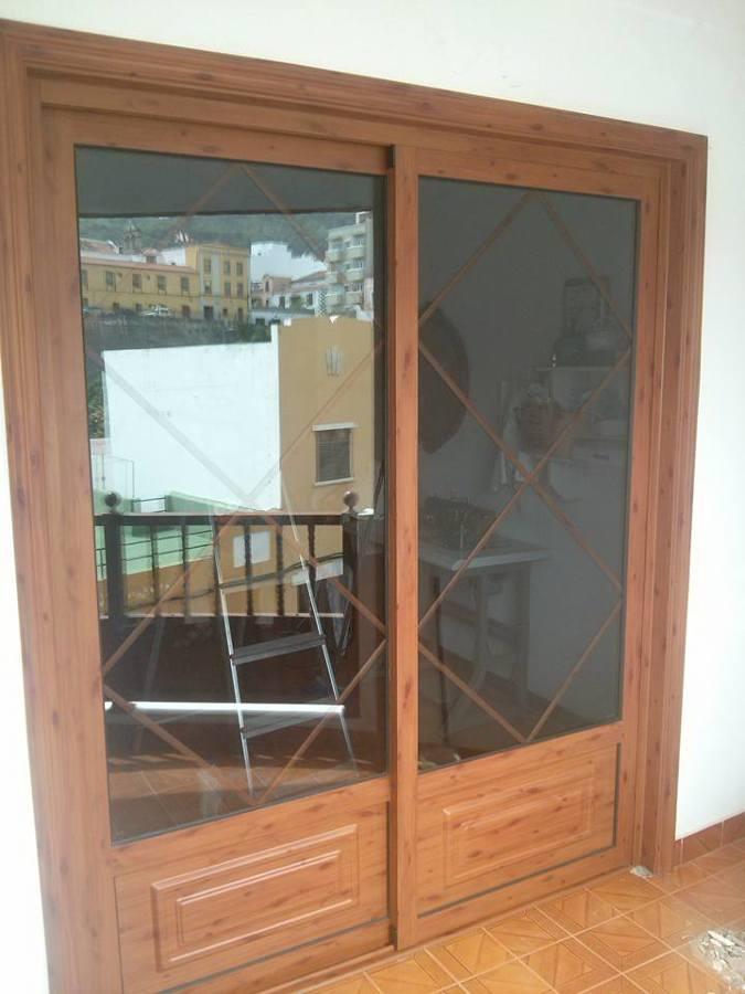 puerta de corredera