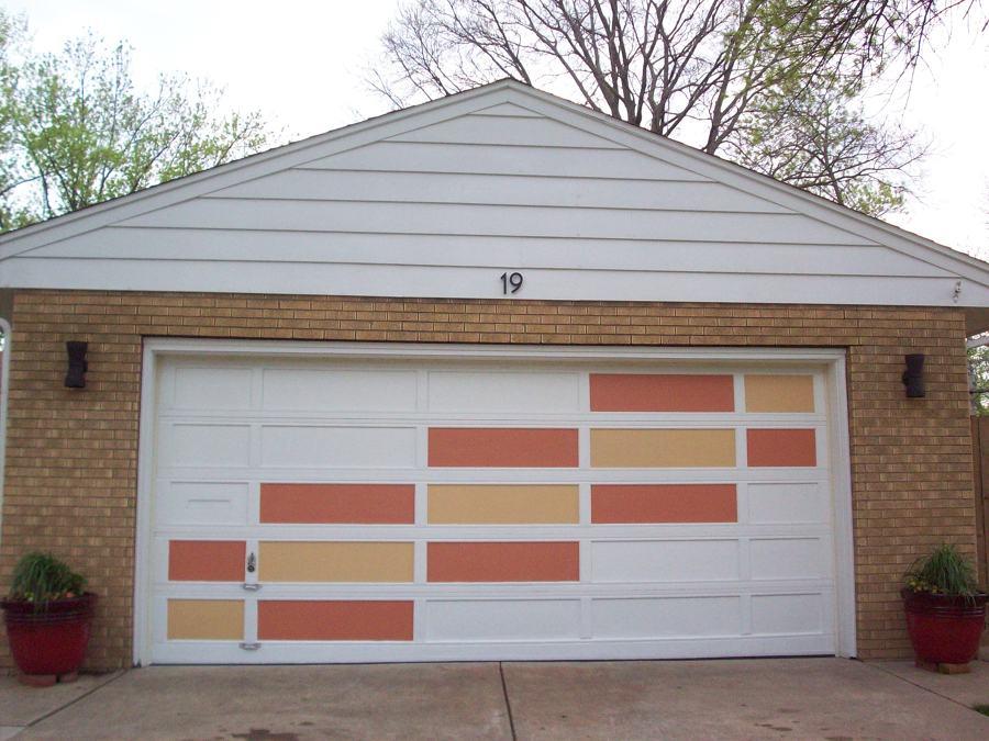 puerta de garaje original