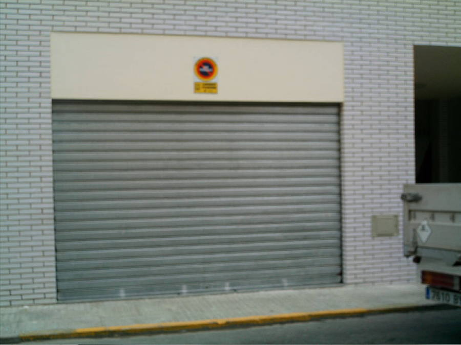 Puerta de Lama Enrrollable