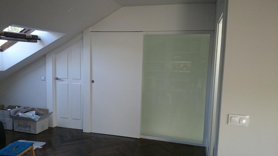 puerta de paso y puerta corredera