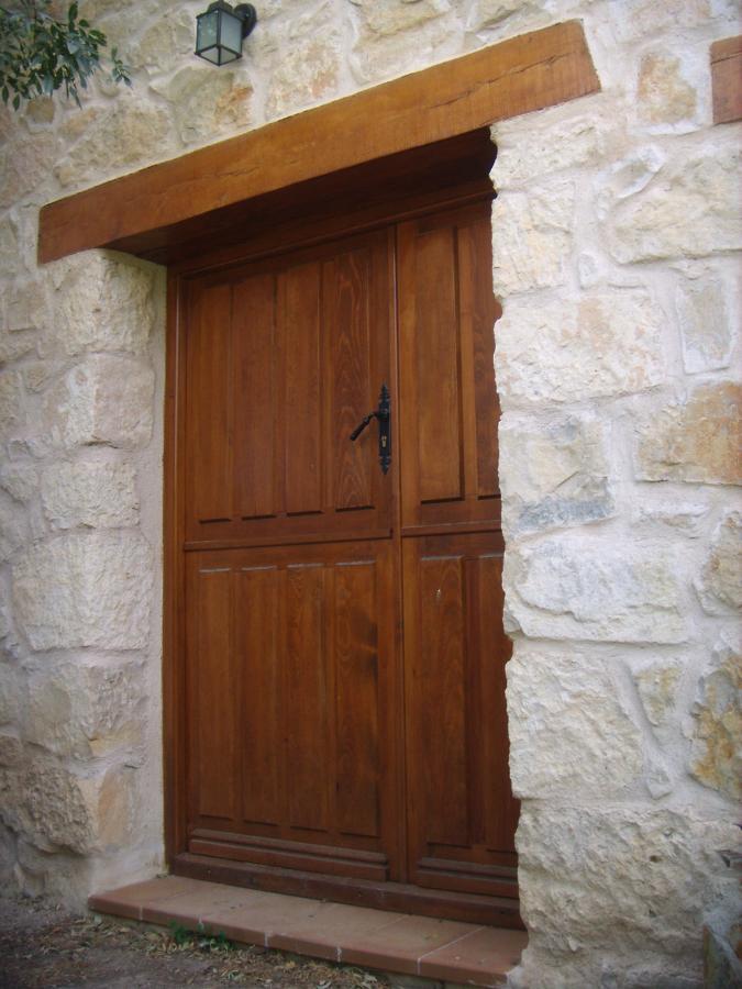 Puerta del trastero