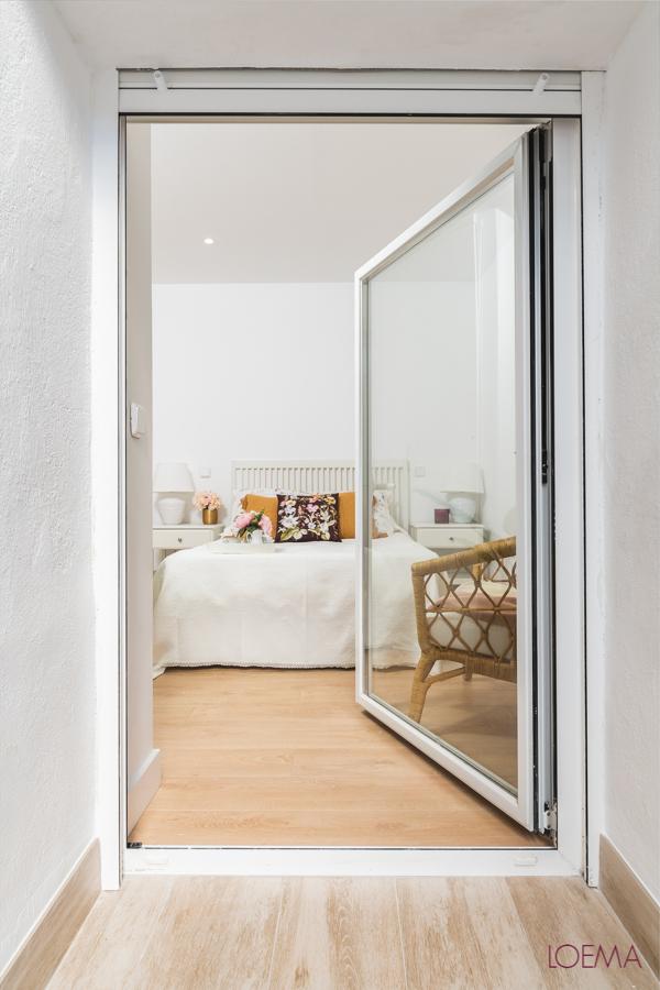 Puerta dormitorio principal