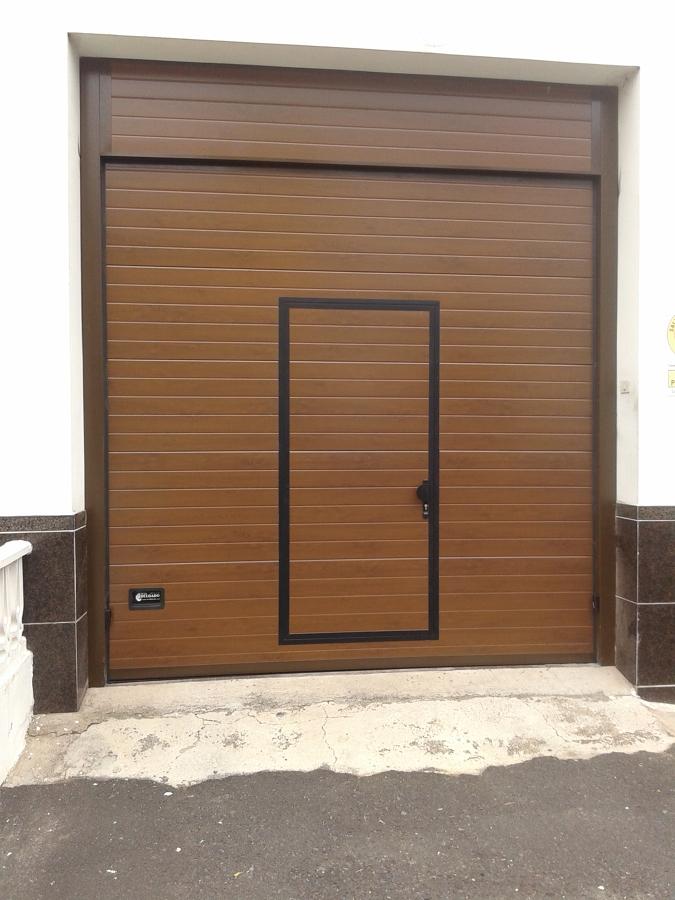 Puertas garaje seccional ideas puertas garaje - Proyecto puerta de garaje ...
