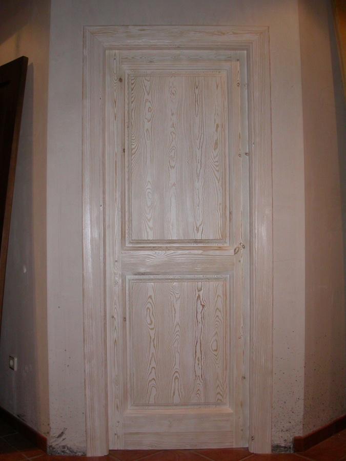 Puerta interior con beta resaltada