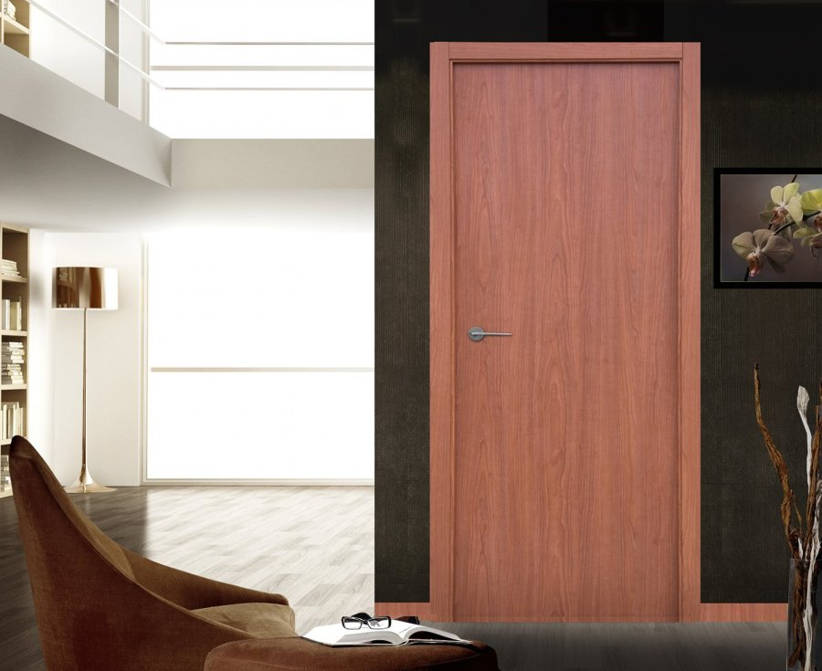 puerta jamba madera