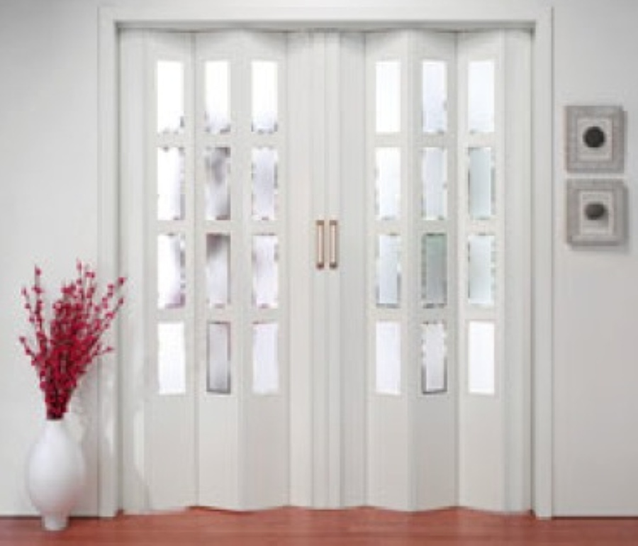 Foto puerta plegable disdoor de puertas garcisanz 951378 for Puertas plegables interior