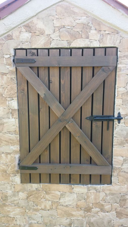 Puerta pozo