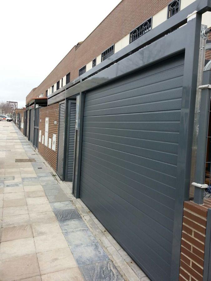 Renueva tu garaje ideas puertas garaje - Proyecto puerta de garaje ...