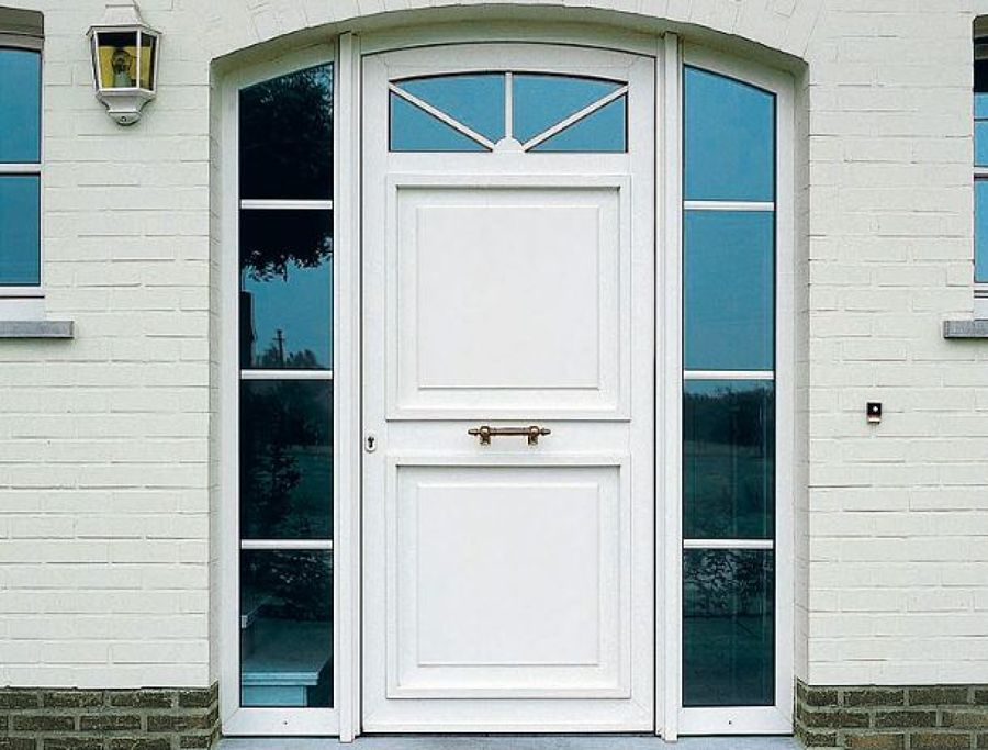 Las puertas de pvc ideas carpinter a pvc - Puertas para viviendas ...