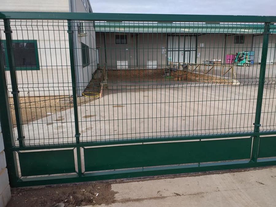 Puertas accesos motorizadas