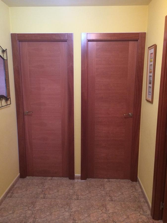 puertas cedro