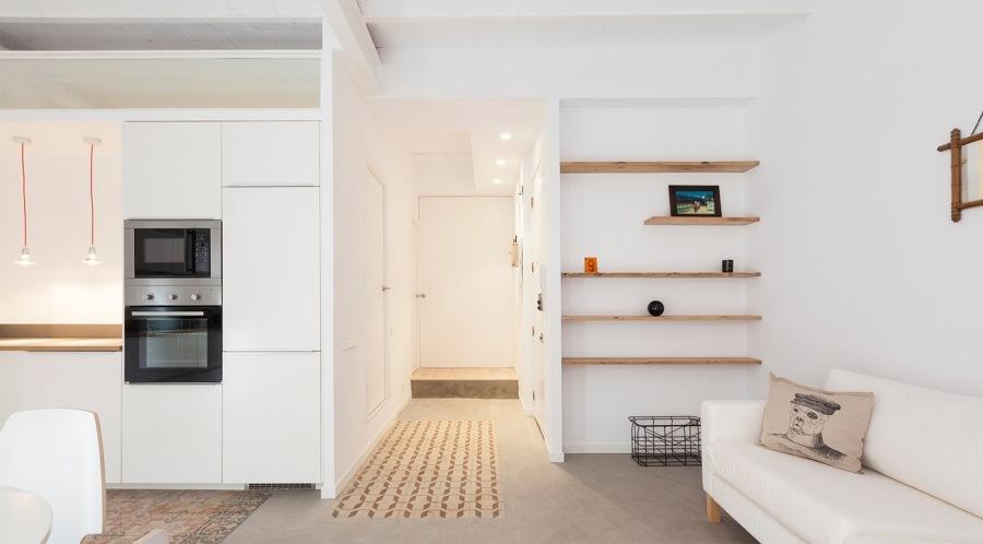 53 m de espacios amplios y aspecto natural ideas for Puertas para dormitorios