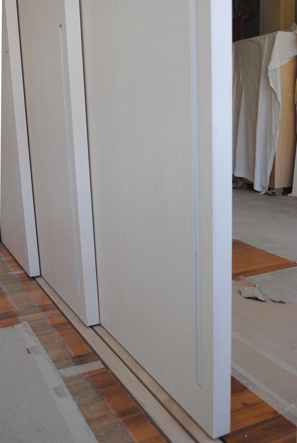 puertas de madera correderas