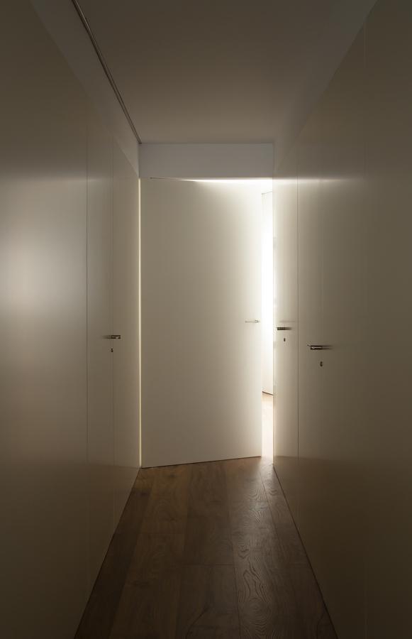 Puertas del pasillo