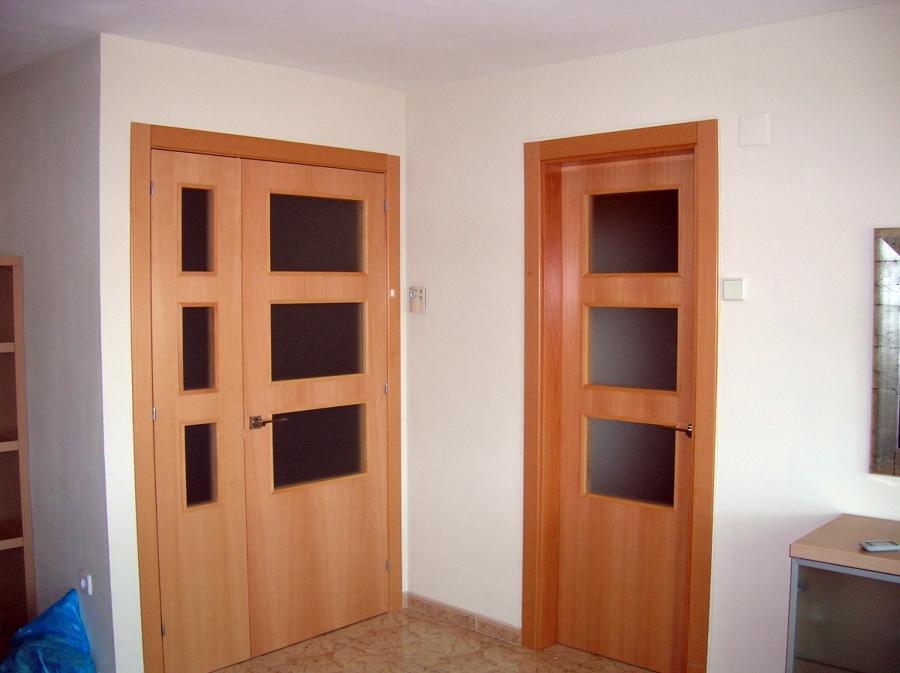 Puertas econ micas ideas carpinteros for Puertas madera economicas