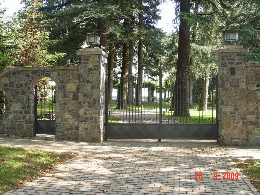 puertas en forja