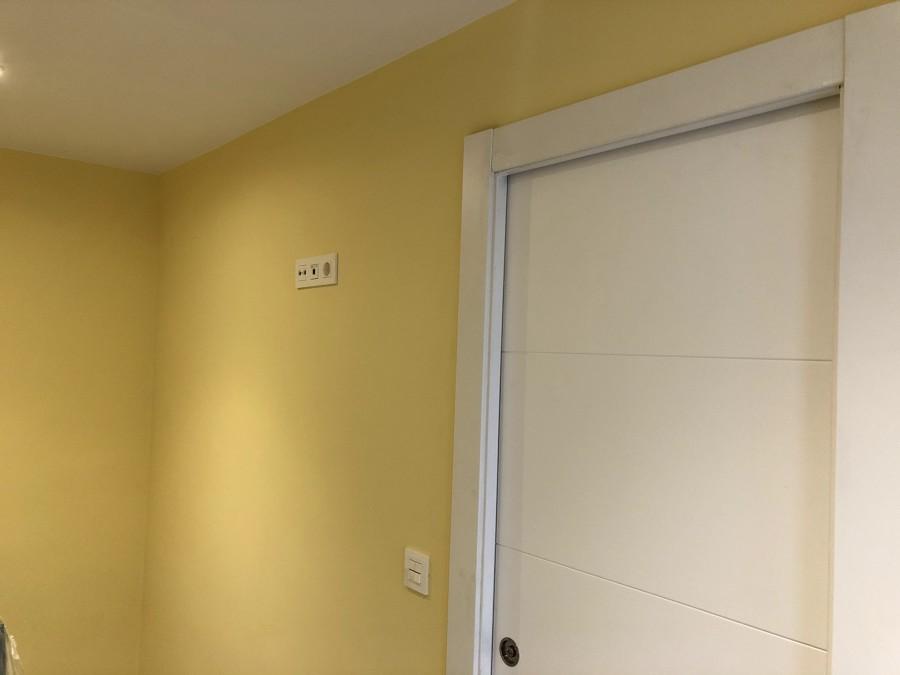 Puertas integrada baño suite