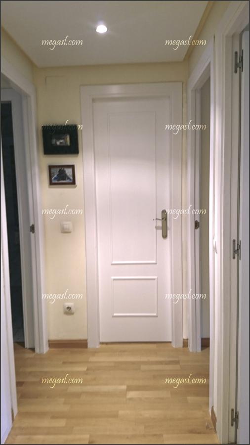 Lacar puertas en blanco en madrid ideas armarios - Puertas lacadas en blanco ...