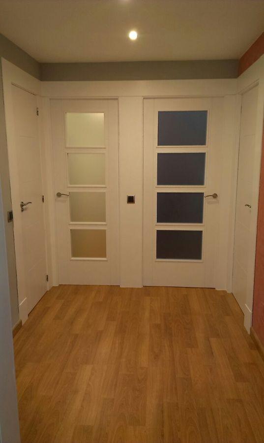 Puertas lacadas en blanco en palma ideas reformas viviendas - Puertas lacadas en blanco precios ...