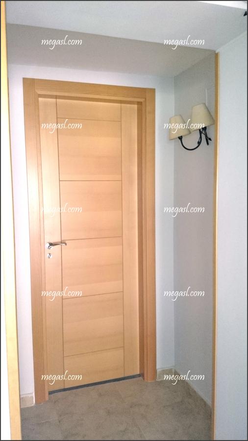 Foto puertas modelo mara en haya vaporizada de mega s l - Puertas haya vaporizada ...