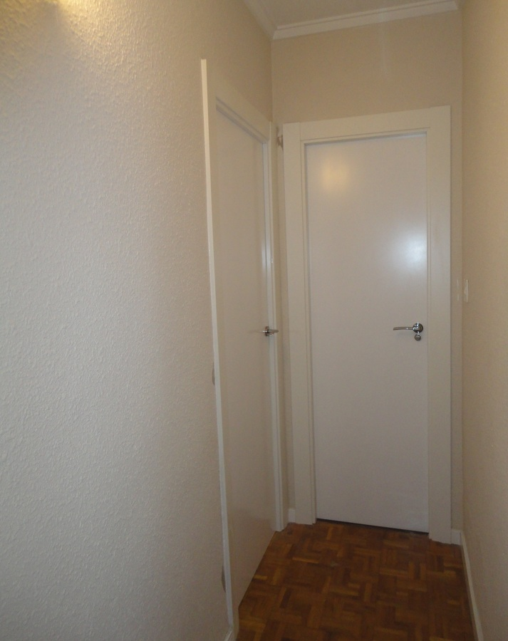 puertas pasillo con jambeado