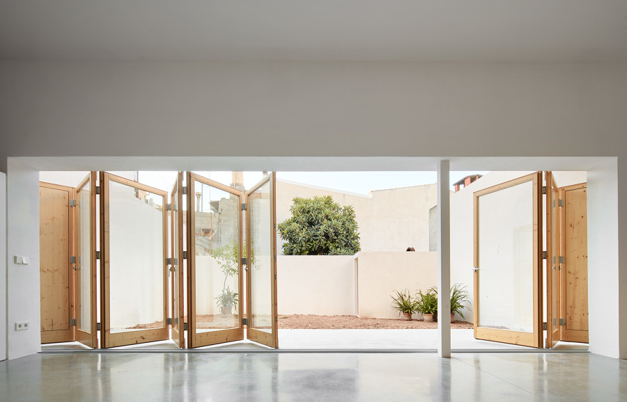 Puertas patio