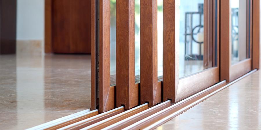 Foto puertas pvc de emilio aluminios 1477485 habitissimo for Ventanas de pvc tipo madera