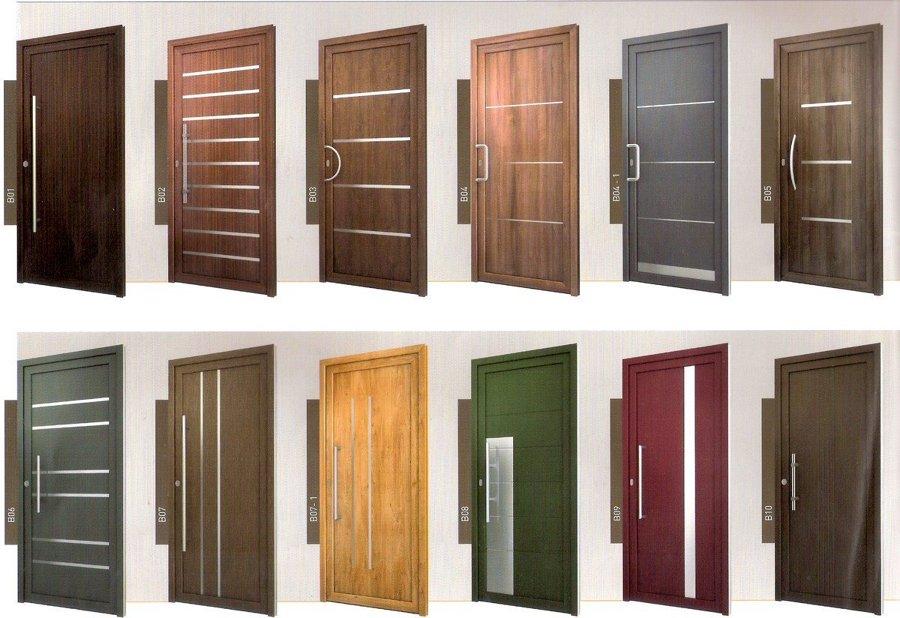 Foto puertas pvc de emilio aluminios 1477490 habitissimo - Puertas de exterior de pvc ...