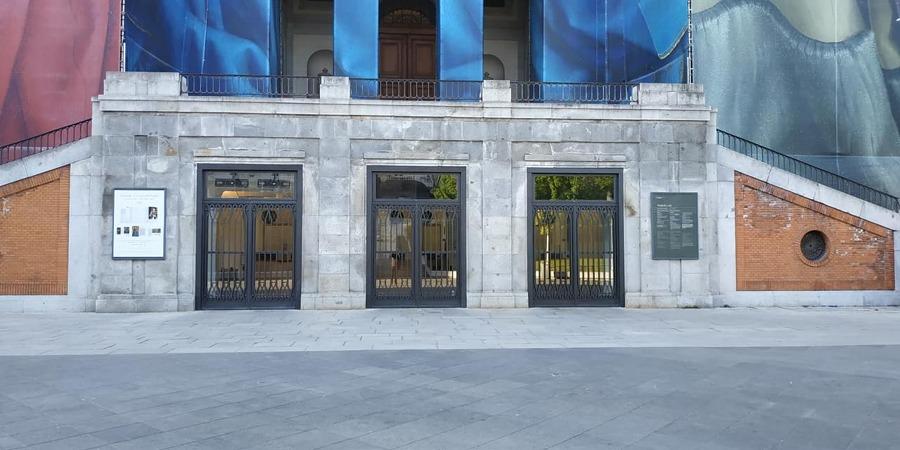 Puertas terminadas