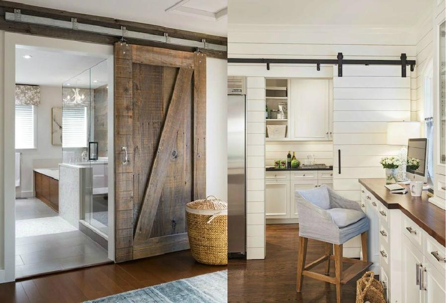 puertas tipo granero