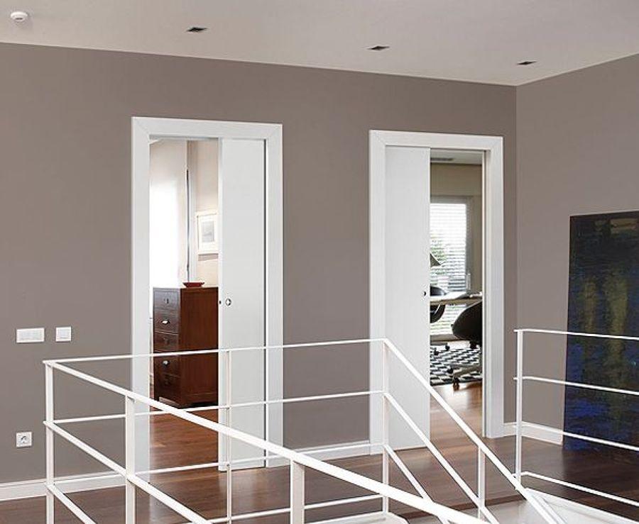 Puertas correderas m s espacio til ideas puertas garaje for Ideas para hacer una puerta corredera