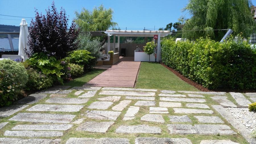 Foto puesta a punto jard n de mundo verde 1207571 - Punto jardin ...