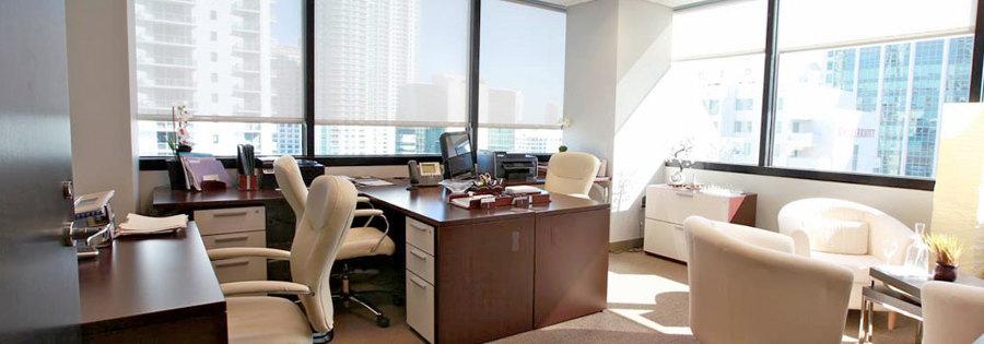 Puestos en oficina