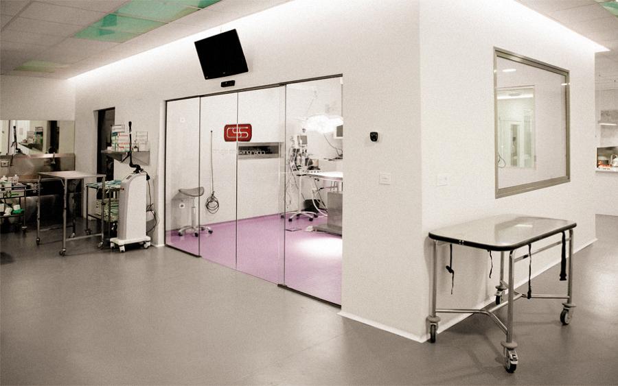 Dise o de hospital veterinario ideas decoradores for Mesa quirofano veterinaria