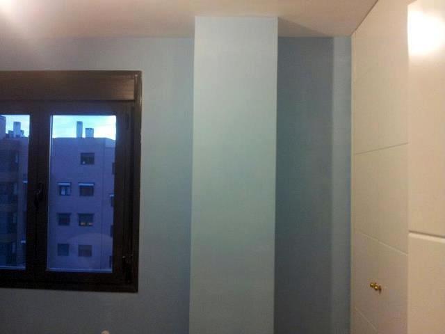 quitar gotelet y alisado de habitacion 10m2