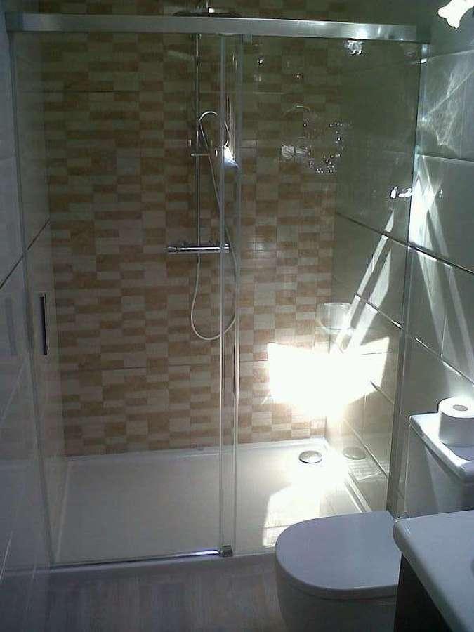 Reforma Baño Quitar Banera:Foto: Quitar una Bañera y Convertirla en una Ducha de Mamparas Rias