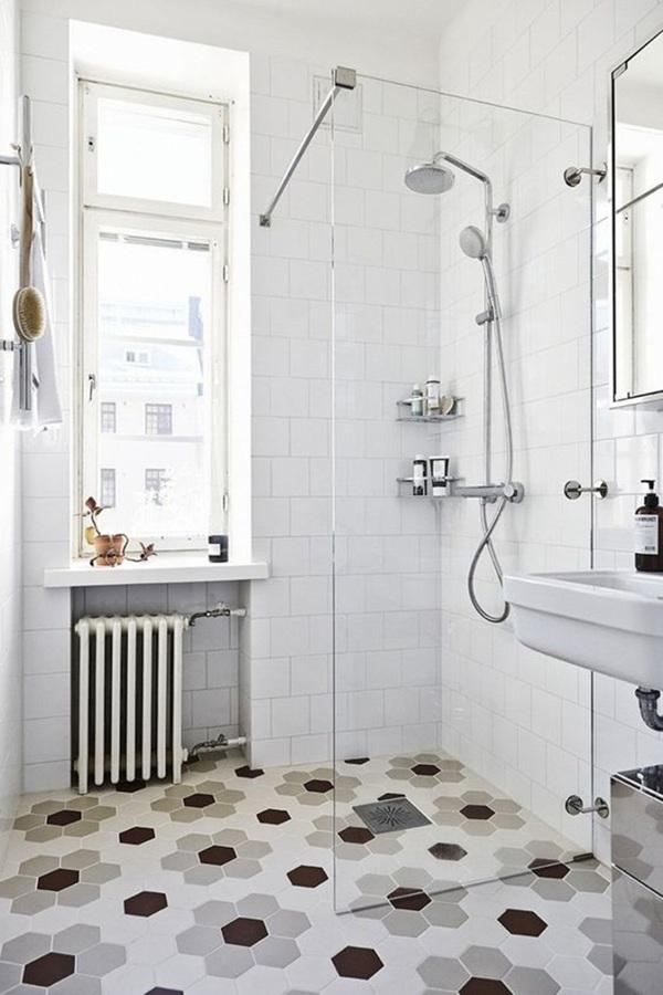 radiador agua baño