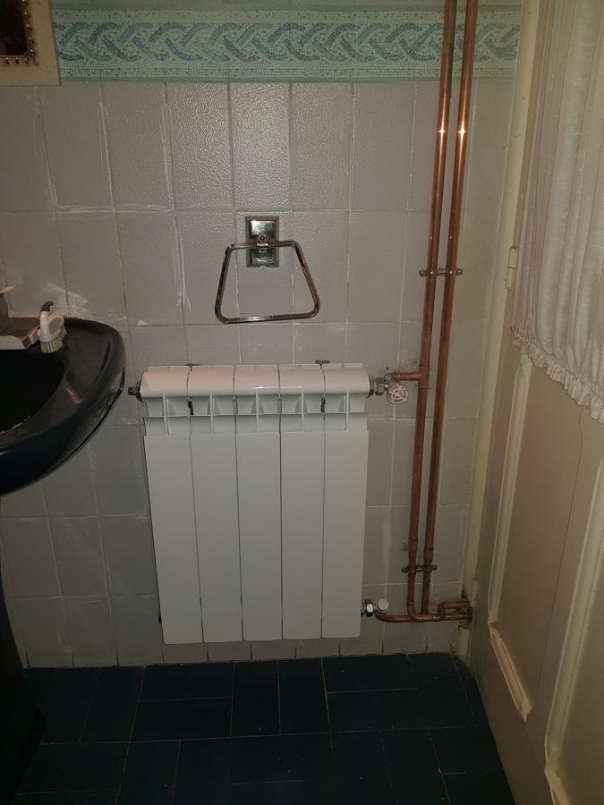 Radiador baño