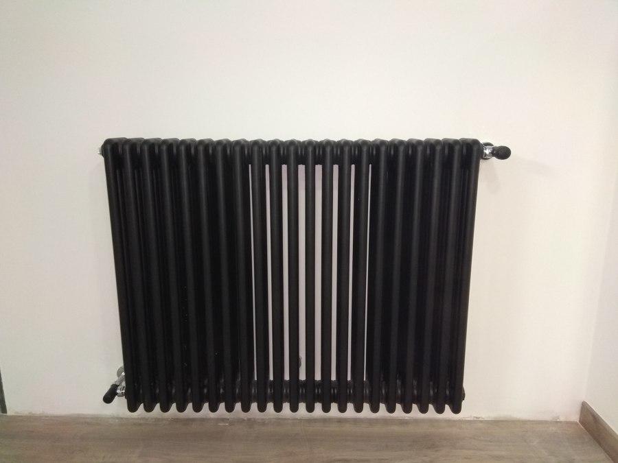 radiador de hierro colado