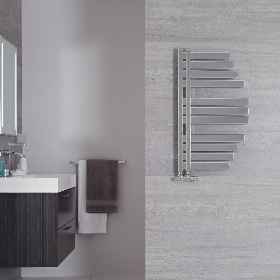radiador vertical plano Hudson Reed
