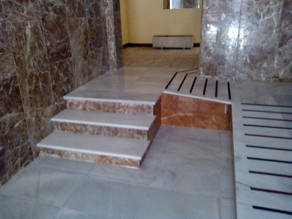Foto Rampa De Minusvalidos De J G Construcciones S L