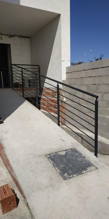Rampa exterior
