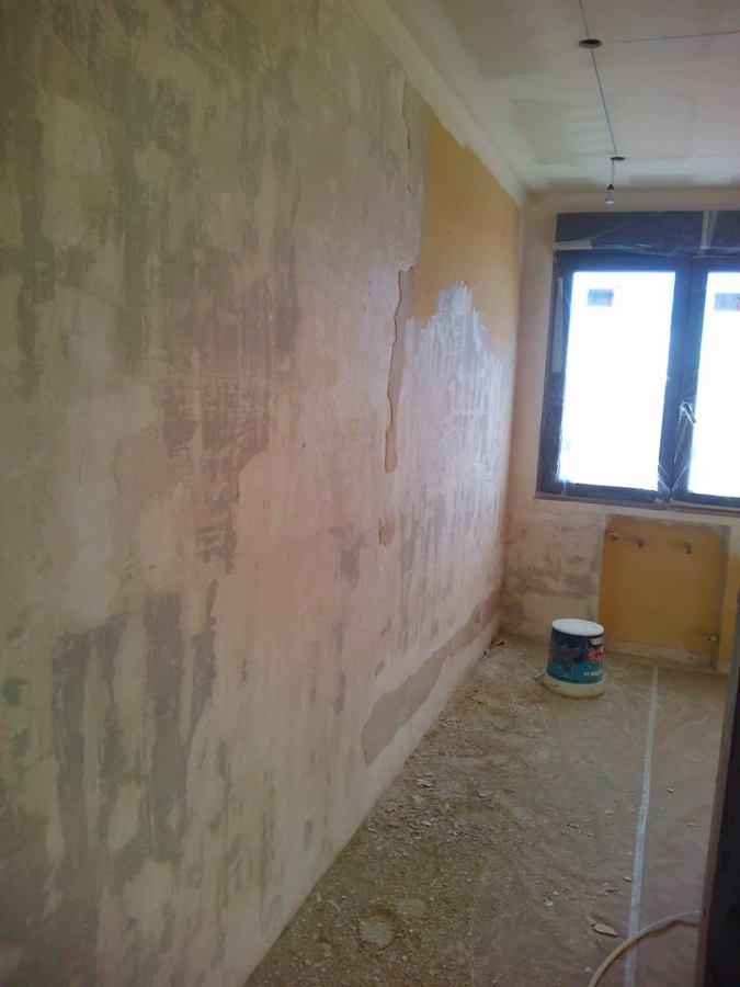 Quitado de gotel y alisado de paredes ideas pintores - Pintores de paredes ...