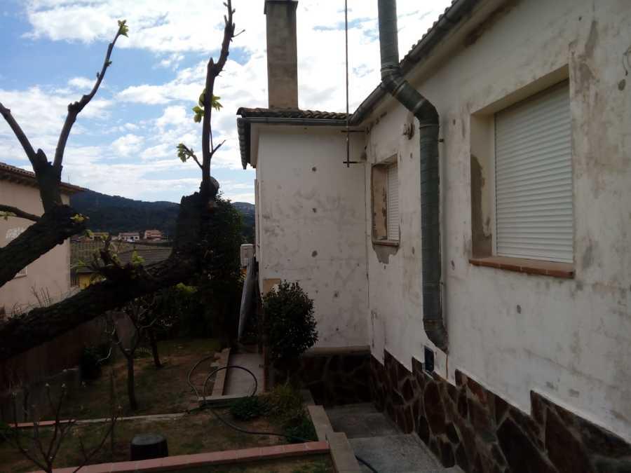 Raspado de paredes