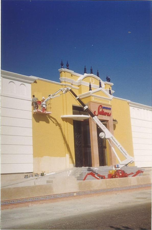 Varios trabajo realizados ideas pintores for Muebles salteras