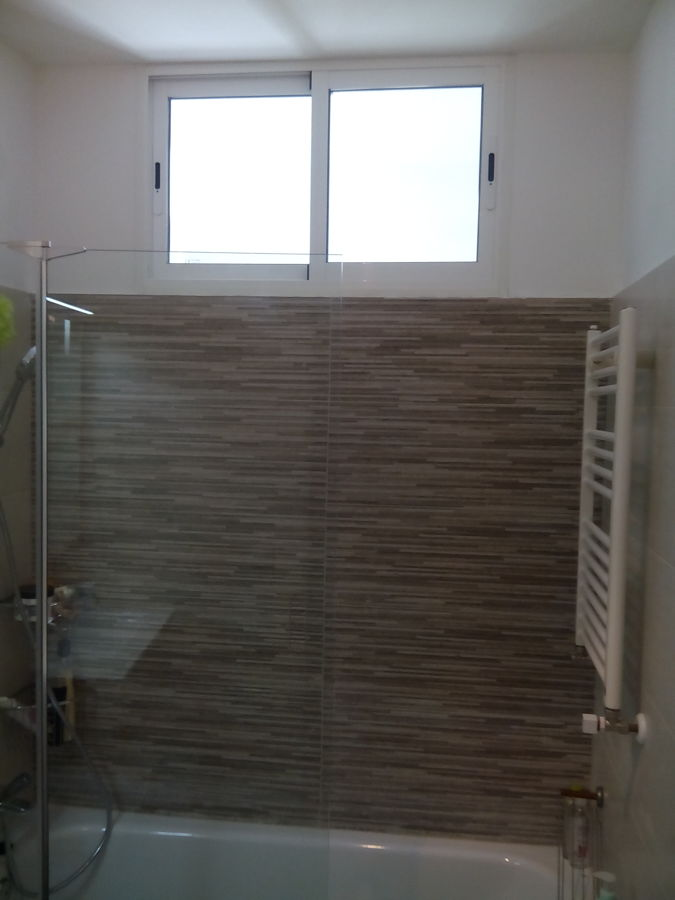Realización de Reforma de baño principal, calle Bergamín