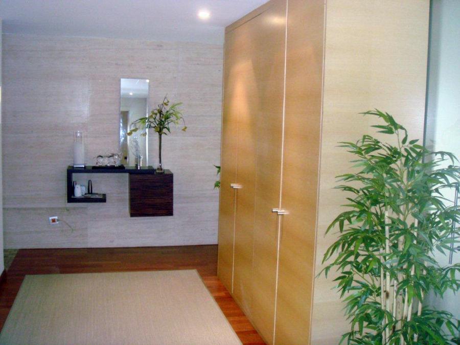 Realización e Instalación de armario empotrado en hall