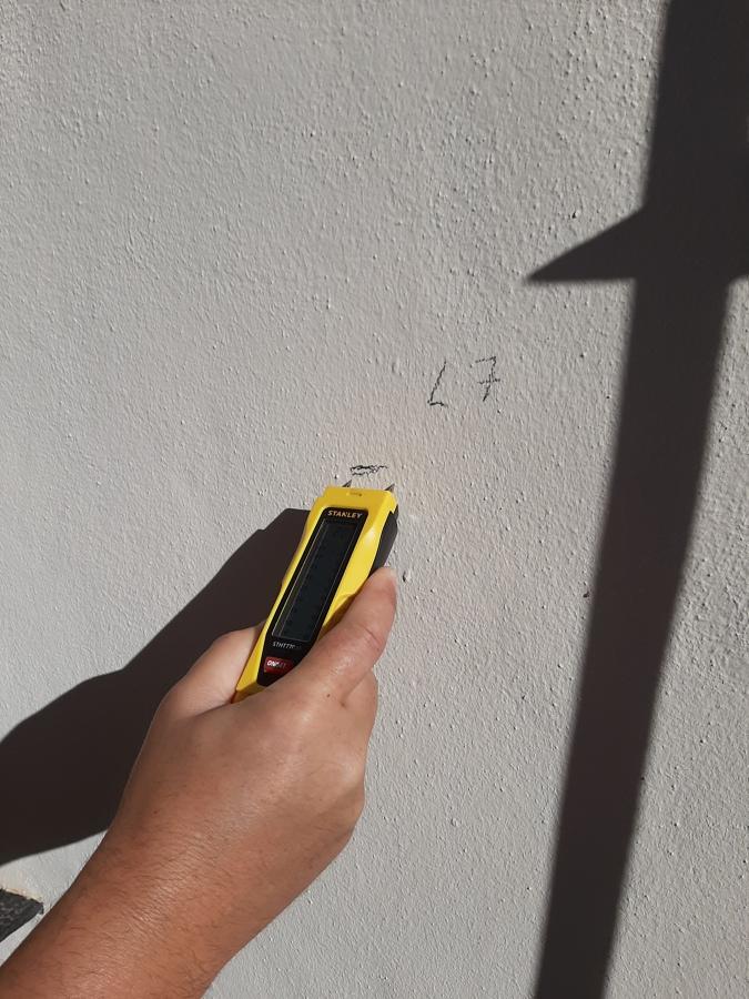 Realizando mediciones Higrométricas
