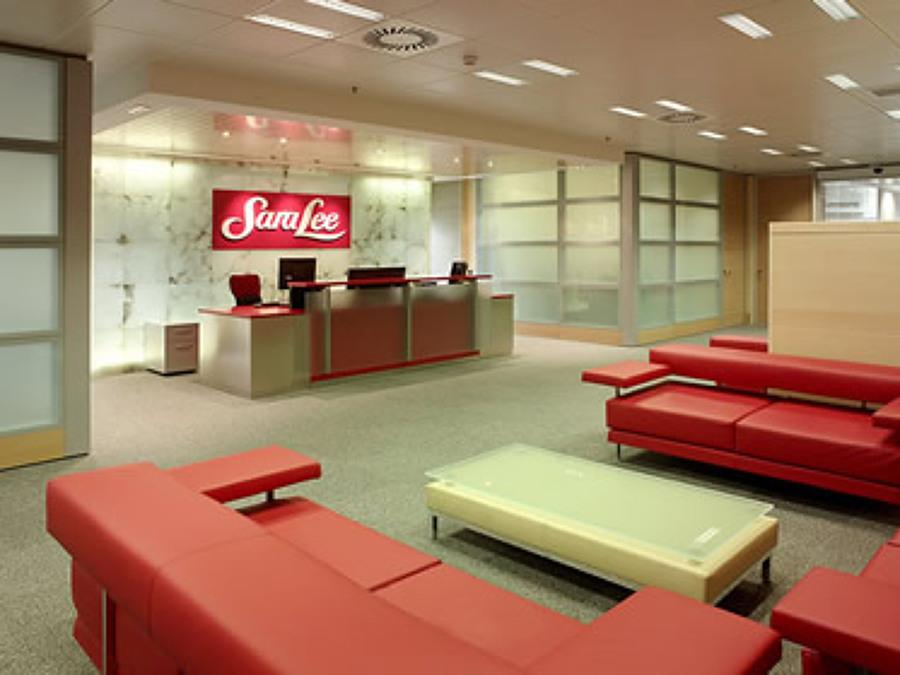 nuevas oficinas de sara lee en barcelona ideas arquitectos