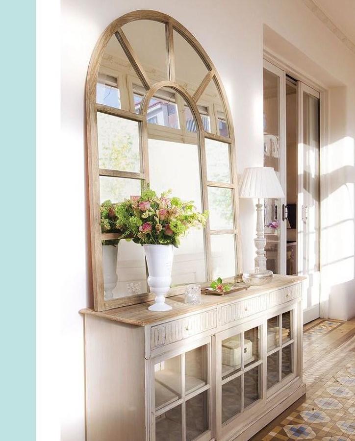 10 recibidores de revista ideas decoradores - Decorar el recibidor de un piso ...